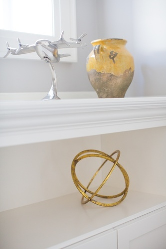 Decorative Accents - Markham Living Space Renovations by Royal Interior Design Ltd