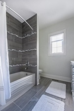 Modern Bathroom Renovations Markham by Royal Interior Design Ltd