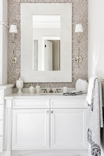Bathroom Vanity Sink With Mirror - Bathroom Renovations in Whitby by Royal Interior Design Ltd