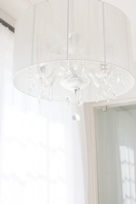 Luxury Bathroom Chandelier - Bathroom Decoration Richmond Hill by Royal Interior Design Ltd