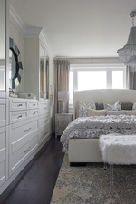 Custom Made Bedroom Cabinet - Bedroom Renovation Services Vaughan by Royal Interior Design Ltd