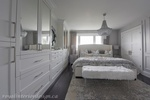 Hotel Room Luxury Bedroom Renovations King City by Royal Interior Design Ltd