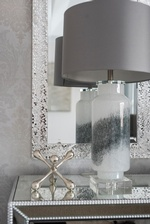 Decorative Table Lamp Shade - Bedroom Decor Aurora by Royal Interior Design Ltd