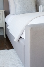Custom Bedding - Bedroom Renovations Stouffville ON by Royal Interior Design Ltd