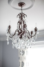 Luxury Crystal Chandelier - Bedroom Renovation Services Aurora by Royal Interior Design Ltd