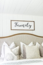 Typography Art - Stouffville Bedroom Decorations by Royal Interior Design Ltd