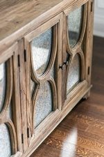 Console Table Cabinet - Dining Room Renovations Markham by Royal Interior Design Ltd
