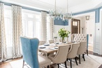 Dining Room Renovations Newmarket by Royal Interior Design Ltd