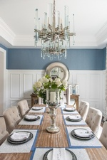 Luxury Dining Room Renovations Aurora by Royal Interior Design Ltd