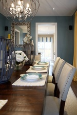 Traditional Dining Room Design Aurora by Royal Interior Design Ltd