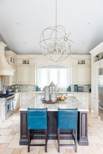 Kitchen Island - Renovation Service Thornhill by Royal Interior Design Ltd