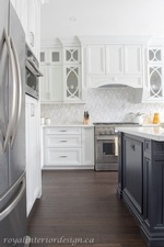Modular Kitchen Renovations Newmarket ON by Royal Interior Design Ltd