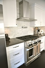 Kitchen Cabinets - Kitchen Renovations Whitby by Royal Interior Design Ltd