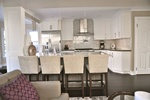 Modern Kitchen Renovations Newmarket by Royal Interior Design Ltd
