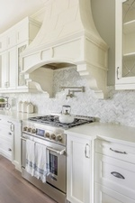 Rustic Chic Kitchen Renovation Vaughan by Royal Interior Design Ltd