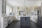 Modern Kitchen Renovation Stouffville ON by Royal Interior Design Ltd