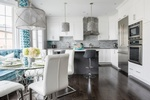 White Kitchen Cabinets - Markham Kitchen Renovations by Royal Interior Design Ltd