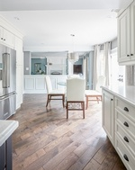 Open Concept Kitchen Renovations Newmarket by Royal Interior Design Ltd