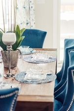 Dining Table Arrangement - GTA Kitchen Renovations by Royal Interior Design Ltd