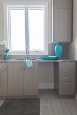 Custom Cabinets - Mud Room Renovation Newmarket by Royal Interior Design Ltd