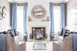 Hearth - Living Space Renovations Richmond Hill by Royal Interior Design Ltd