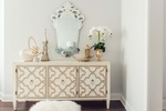 Console Table - GTA Living Space Renovations by Royal Interior Design Ltd