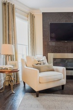 Accent Chair - Living Space Decorating Services Thornhill ON by Royal Interior Design Ltd