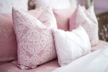 Baby Pink Bedroom Decoration Services Vaughan by Royal Interior Design Ltd.