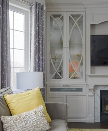 Cabinet Renovations Stouffville by Royal Interior Design Ltd.