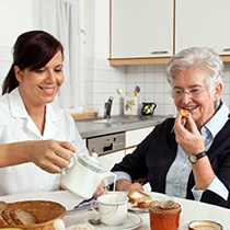 home health care services Norfolk