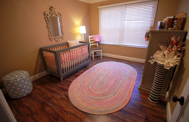 Baby Nursery Room Design by Urban 57 Home Decor Interior Design