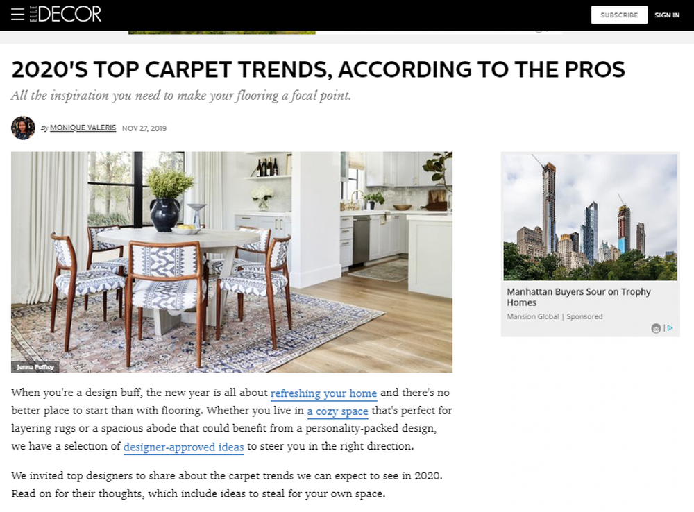 Carpet Trends for 2020 - Stylish Carpet   Rug Decorating Ideas.png