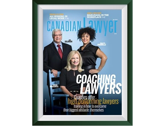 lawyers coach Toronto
