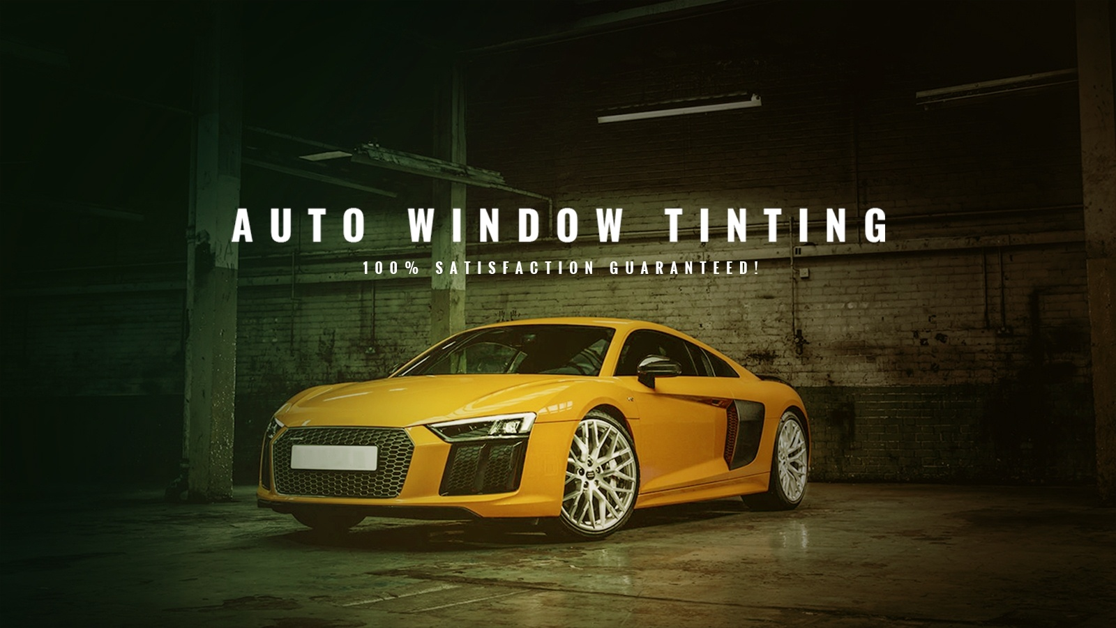 window tinting Los Angeles