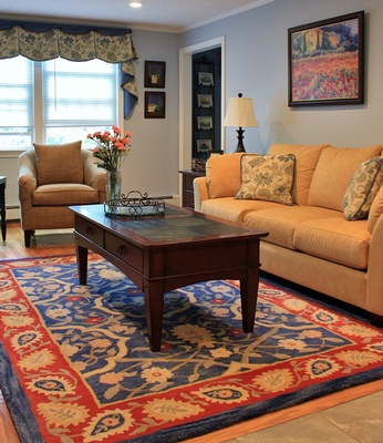 Portsmouth Family Room Remodeling