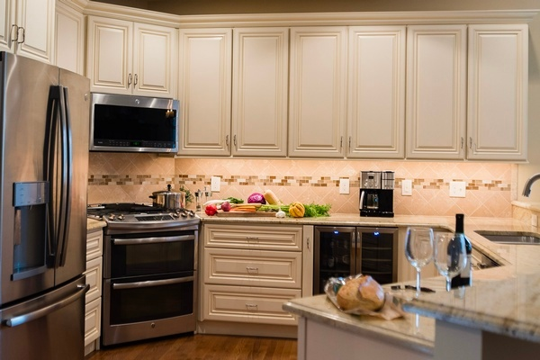 Kitchen Remodeling Bedford by Tout Le Monde Interiors