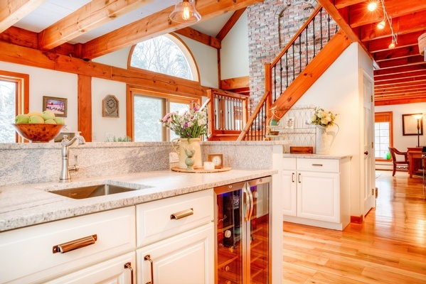 Kitchen Remodeling Nashua by Tout Le Monde Interiors