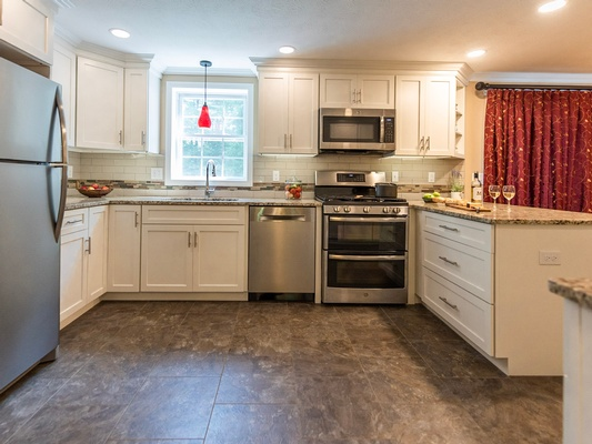 Kitchen After Remodeling Litchfield