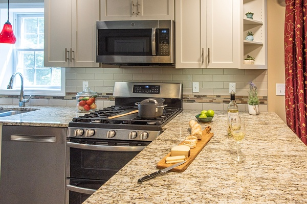 Litchfield Kitchen Design After Remodeling