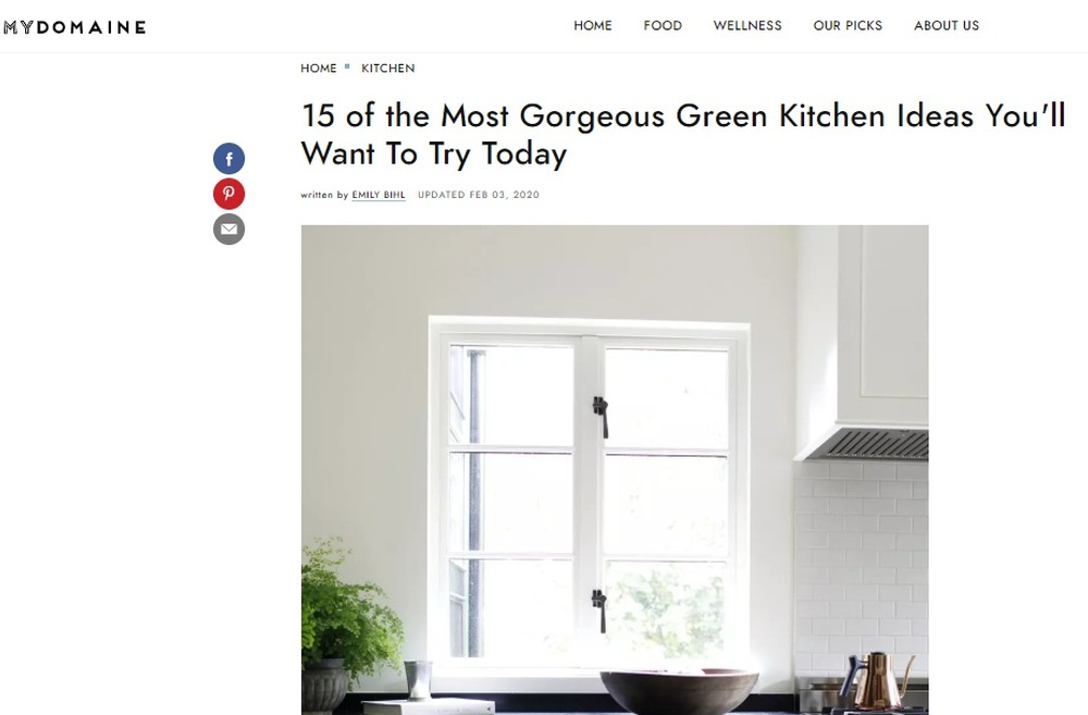 15 Gorgeous Green Kitchen Ideas That ll Have You Running To Repaint.jpg