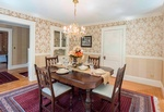 Stylish Dining Room Design in Portsmouth NH