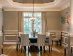 Full- Sized Dining Room Designs