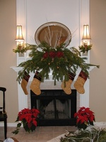 Holiday Decorating Services Windham by Tout Le Monde Interiors