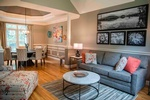 Living Room Design Amherst by Tout Le Monde Interiors