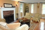 Living Room Remodeling Windham by Tout Le Monde Interiors