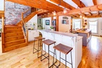 Kitchen Remodeling Salem NH by Tout Le Monde Interiors
