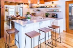 Kitchen Remodeling Brookline NH by Tout Le Monde Interiors