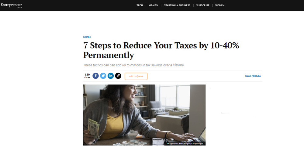 7 Steps to Reduce Your Taxes by 10-40  Permanently.png