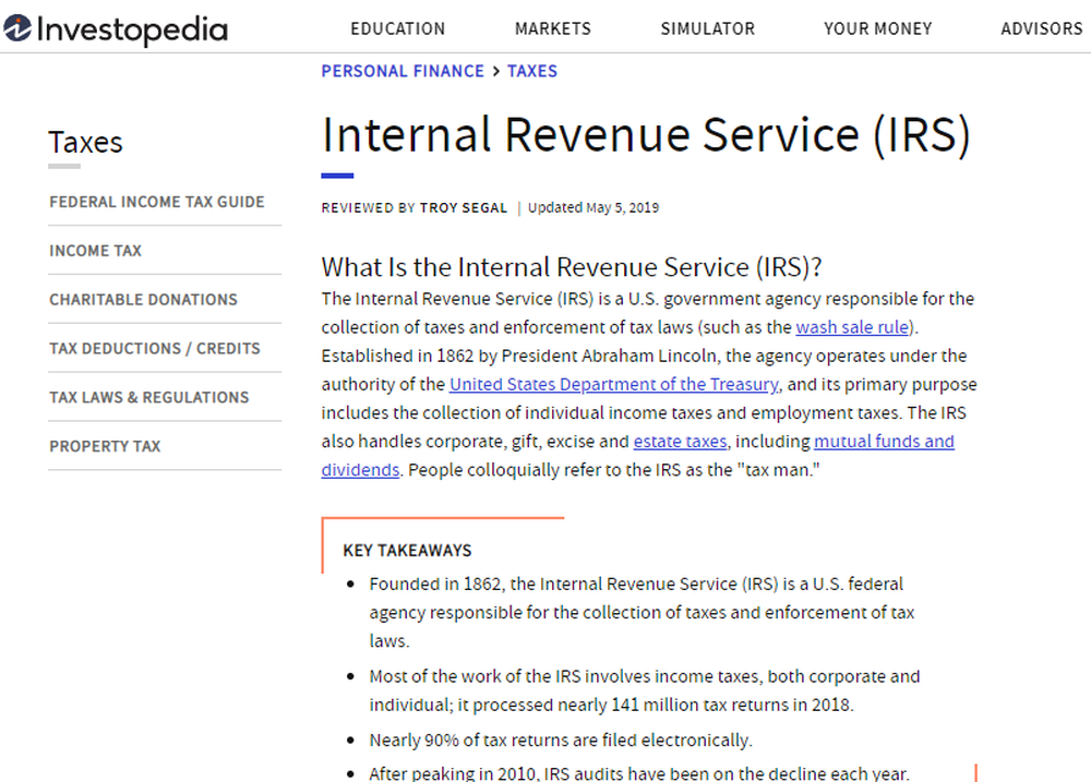 What Is the Internal Revenue Service  IRS  .png