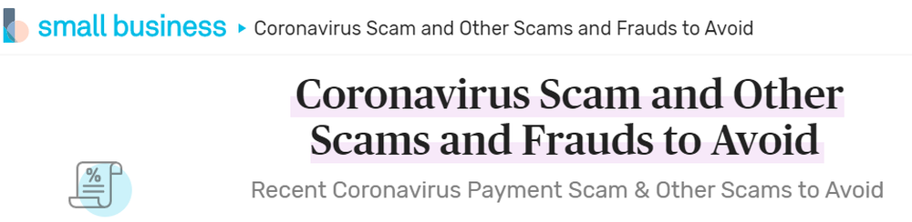 Coronavirus Scam and Other Scams and Frauds to Avoid.png